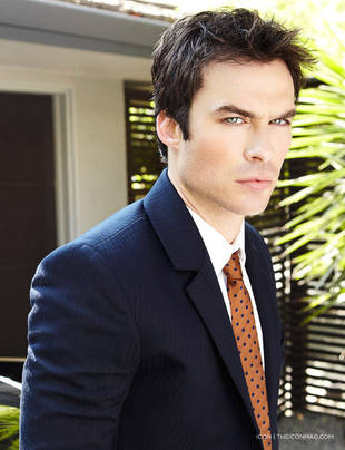Will Ian Somerhalder Replace Charlie Hunnam as Christian Grey in Fifty Shades of Grey?