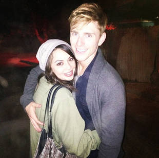 """Janel Parrish Has the """"Best Boyfriend Ever"""" — Who Is Payson Lewis?"""