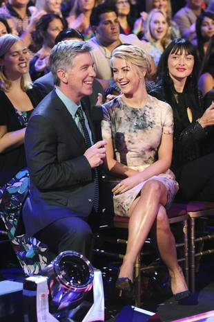 Julianne Hough Returns to Dancing With the Stars Tonight, October 7: Cast Reacts!