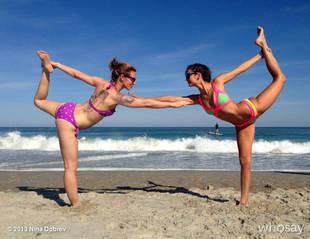 Nina Dobrev's Bikini Body Tips: 5 Easy Health and Fitness Tricks (VIDEO)
