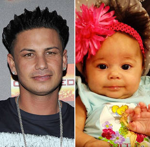 Pauly D's Baby Amabella: Does She Look a Lot Like Her Dad? (PHOTO)