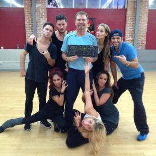 Bill Engvall Tried to Quit So Snooki Could Stay on Dancing With the Stars