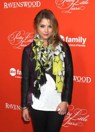 30 Seconds of Style: Ashley Benson's Pretty Little Trend