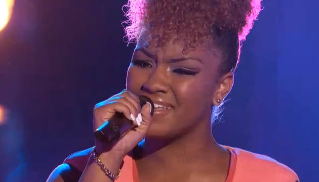 "The Voice 2013 Battle Rounds — Amber Nicole and Timyra-Joi Sing ""Listen"" (VIDEO)"