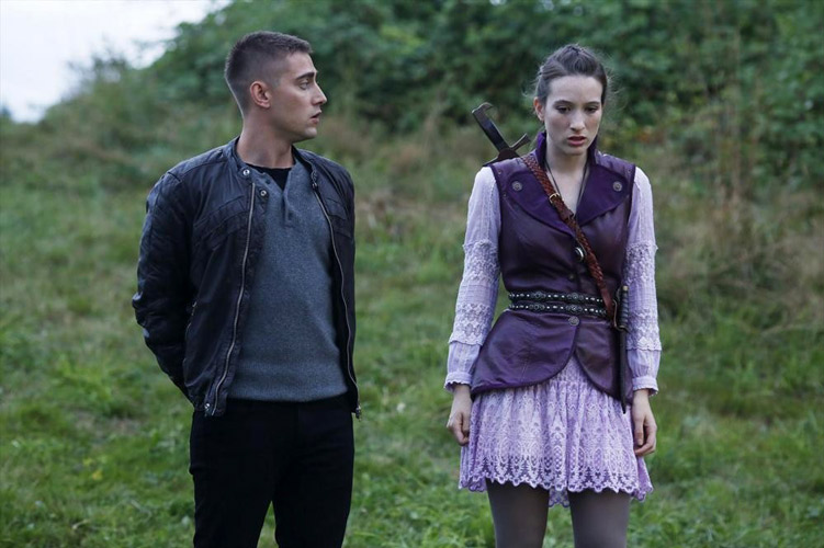"Once Upon a Time in Wonderland Recap: Season 1, Episode 2 — ""Trust Me"""