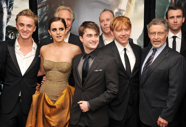 Which Harry Potter Star Drops His Pants in New Film?