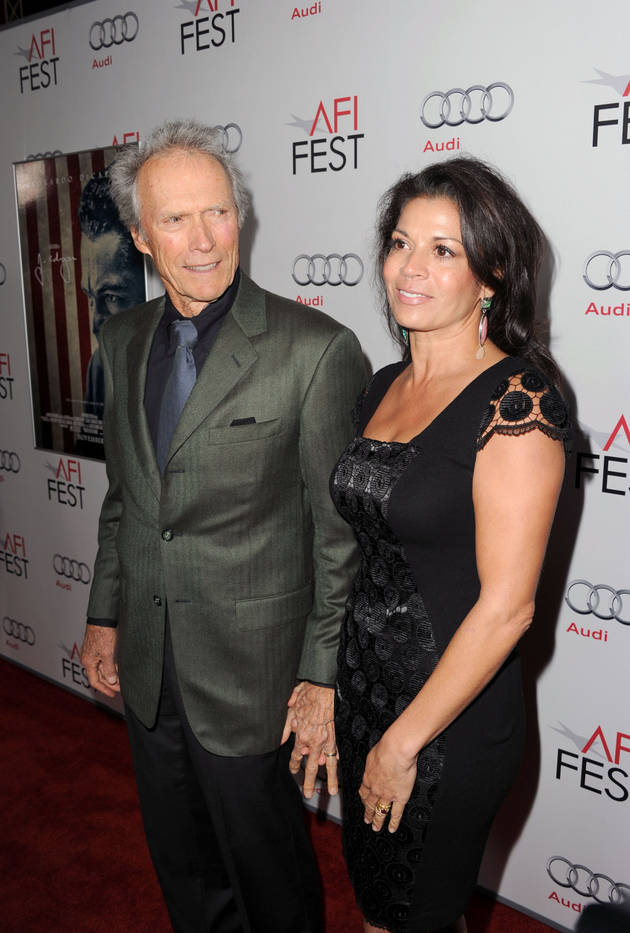 Clint Eastwood Separates With Wife of 17 Years (UPDATE)