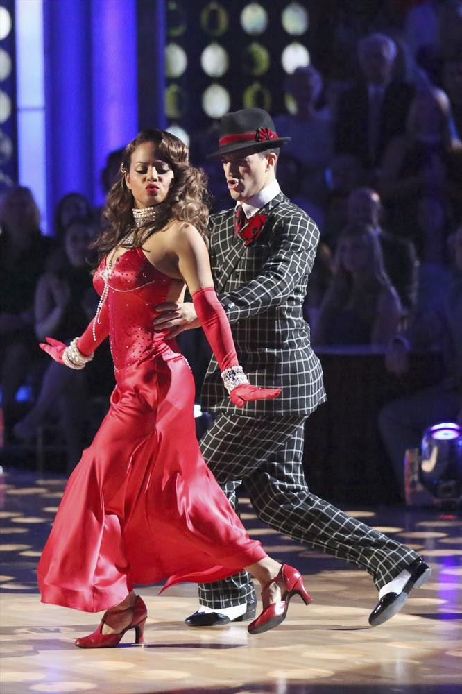 Christina Milian Eliminated From Dancing With the Stars 2013