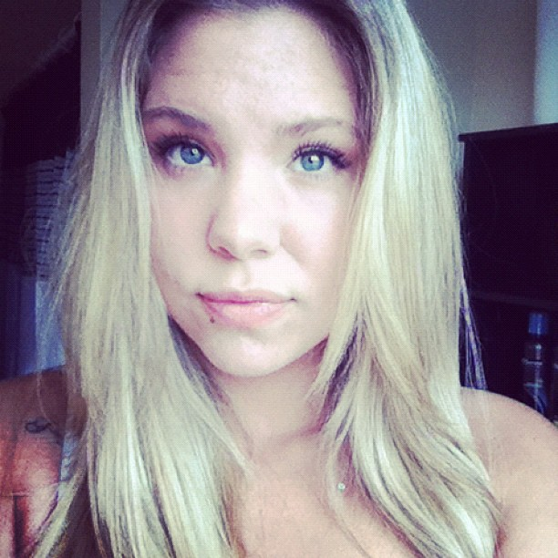 Kailyn Lowry Removes Her Last Dermal Piercing — Will She Get More?