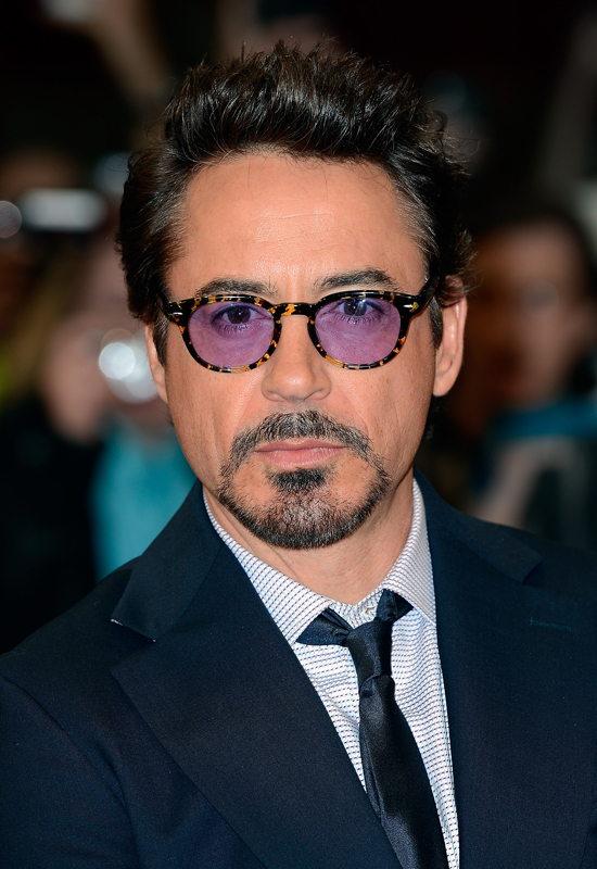 Robert Downey Jr.'s 20-Year-Old Son Enters Rehab for Pills: Report