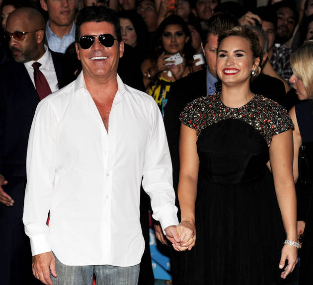 Demi Lovato Says Simon Cowell Has Made WHAT Major Changes Recently?