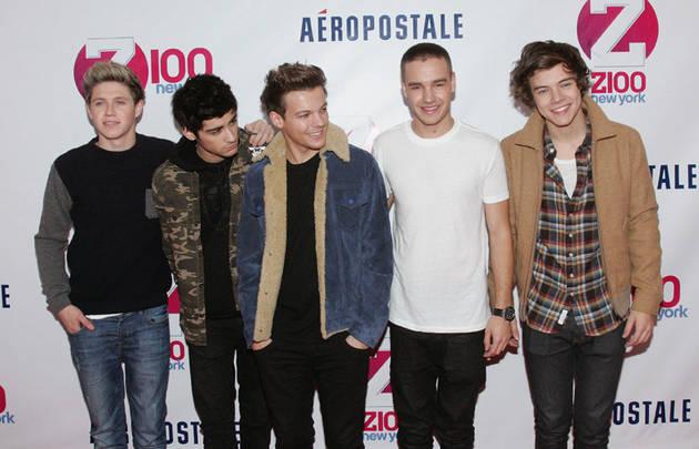 One Direction Tops Britain's Richest Celebrities Under 30 List With $96 Million
