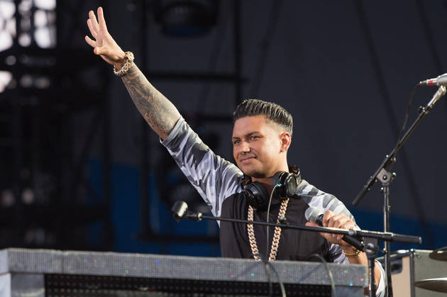 Pauly D as a Little Kid — See the Adorable Flashback Photo!