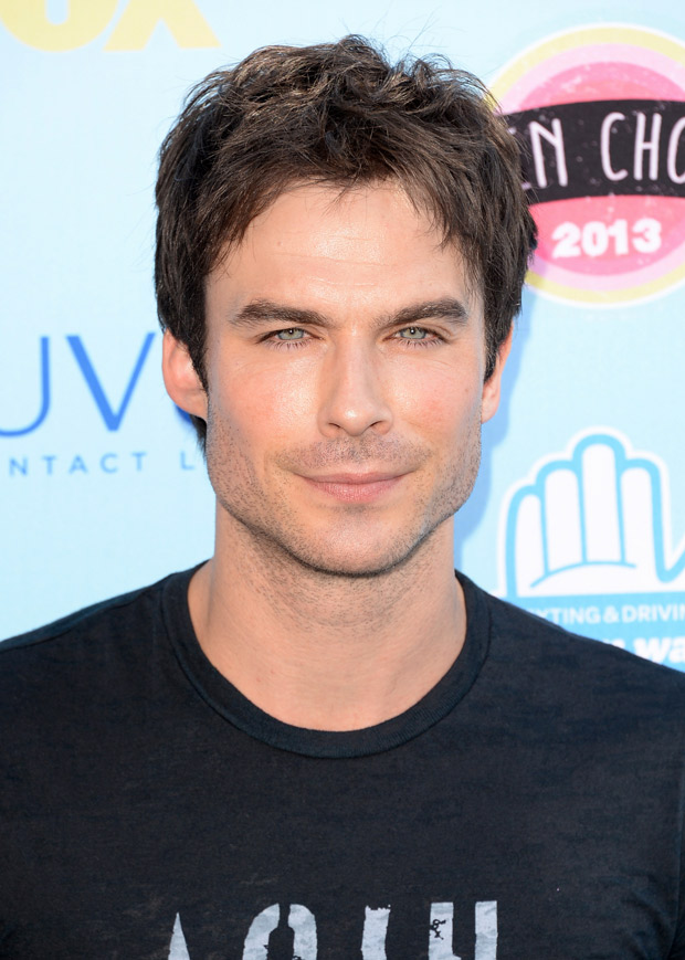 Ian Somerhalder Is Going to be a Grandfather — Dog Nietzsche Is Giving Birth! (PHOTO)