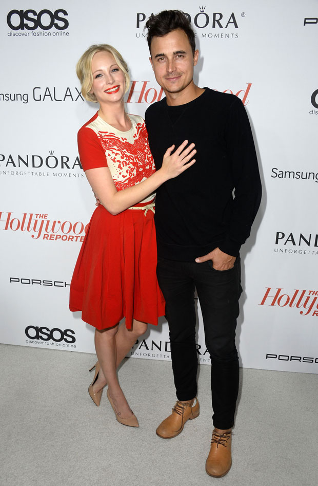 """Candice Accola Dishes About Wedding Plans: """"I Thought That I'd Be More Bridezilla"""""""