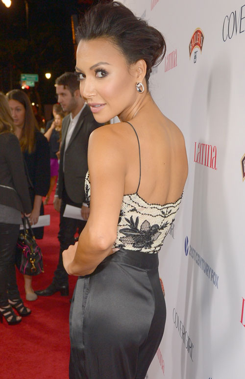 Naya Rivera Wants to Record a Song With Jennifer Lopez