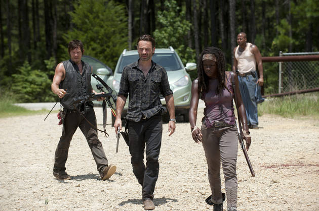 The Walking Dead Season 4 Premiere Date Confirmed!