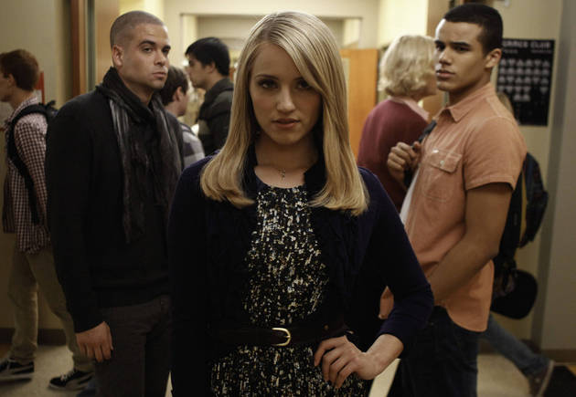 Dianna Agron's Rumored Feud With Glee: A Timeline