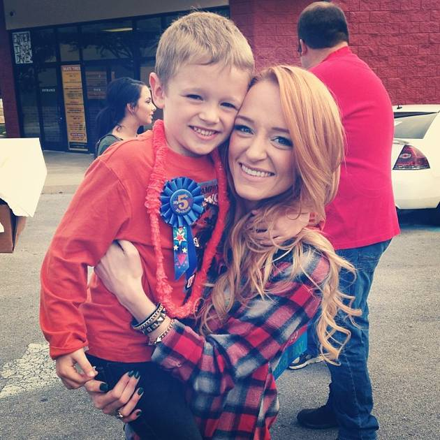 Maci Bookout and Ryan Edwards Celebrate Bentley's 5th Birthday … Together!