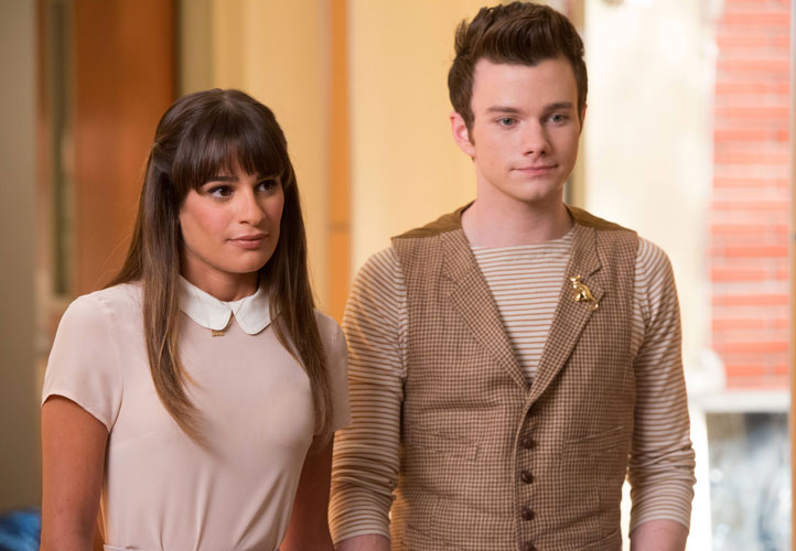 Glee Season 5 Spoiler: Rachel and Kurt's Scene in the Billy Joel Tribute