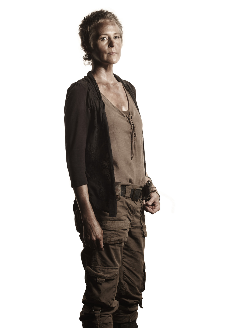 "The Walking Dead Season 4: Melissa McBride Explains Carol's Mindset: ""She's Just Determined"""