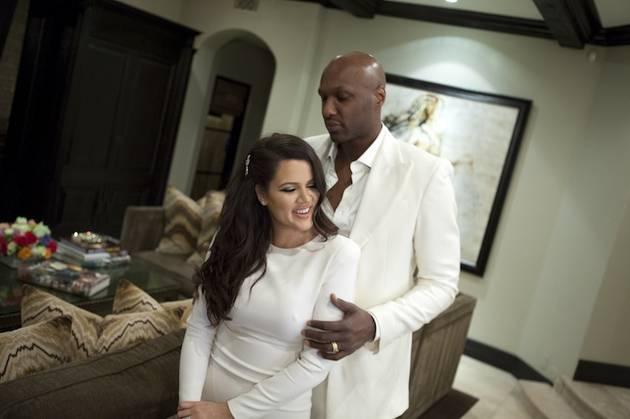 "Khloe Kardashian and Lamar Odom: Friends Say a Split is ""Unavoidable"""