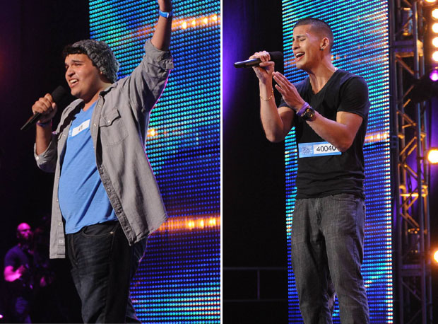 X Factor 2013 Sneak Peek: Do Carlos Guevara and Carlito Olivero Make the Cut?
