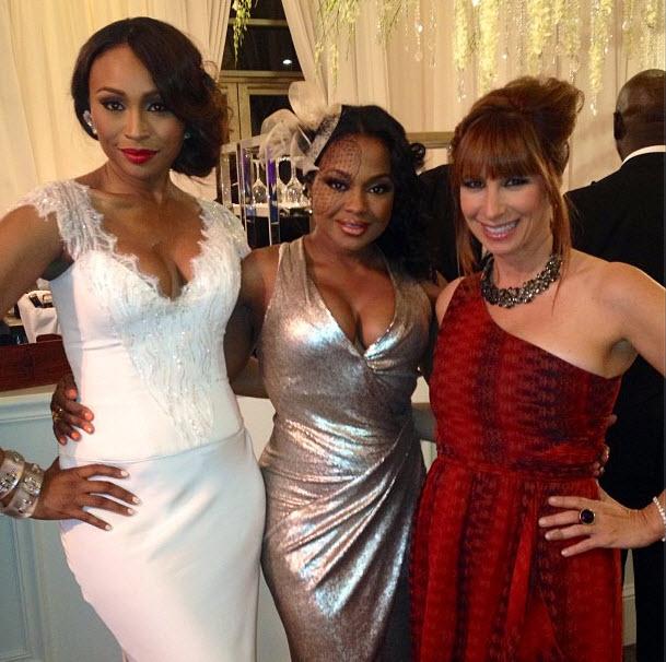 Cynthia Bailey Reveals Why Kenya Moore Wasn't at NeNe's Wedding