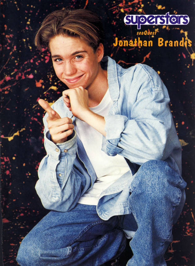 Teen Beat Tuesday: Jonathan Brandis