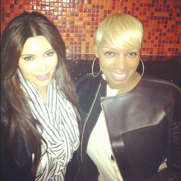 Did NeNe Leakes Just Insult Kim Kardashian?
