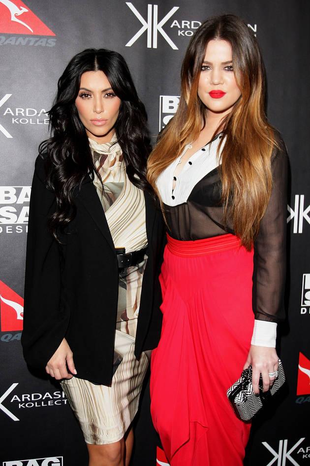 """Kim Kardashian Tells Khloe Kardashian That Lamar Odom Is """"Hurting Their Bottom Line"""" — Report"""