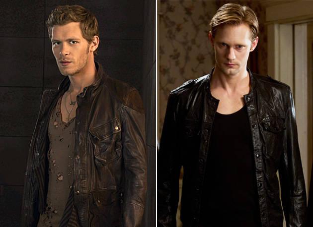 The Originals' Klaus vs. True Blood's Eric Northman: Who Is the Hotter Ancient Vampire?