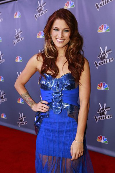 """Cassadee Pope Wants Blake Shelton to Have Kids: """"He'd Be a Great Dad!"""""""