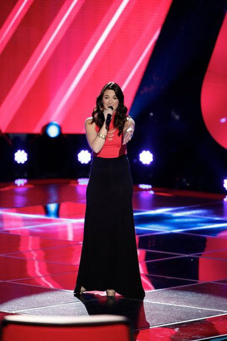 """Watch Grey Sing """"Catch My Breath"""" on The Voice 2013 Blind Auditions (VIDEO)"""