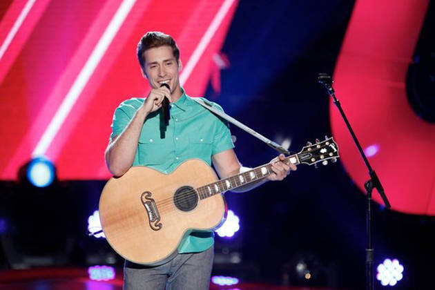 """Watch Ray Boudreaux Sing """"Use Me"""" on The Voice 2013 Blind Auditions (VIDEO)"""