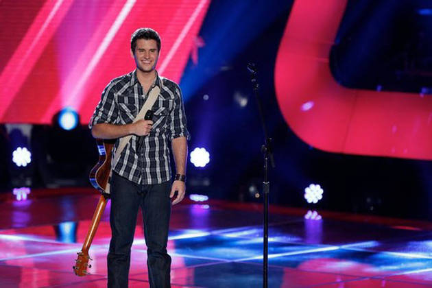 The Voice 2013: Who Is The Voice's Brandon Chase? (VIDEO)