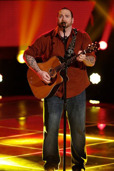 "Watch Shawn Smith Sing ""Chicken Fried"" on The Voice 2013 Blind Auditions (VIDEO)"