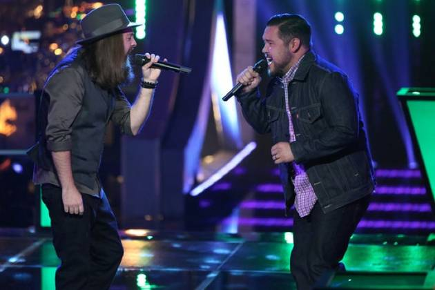 "Watch Lupe Carroll and Cole Vosebury Sing ""Africa""on The Voice 2013 Battle Rounds (VIDEO)"