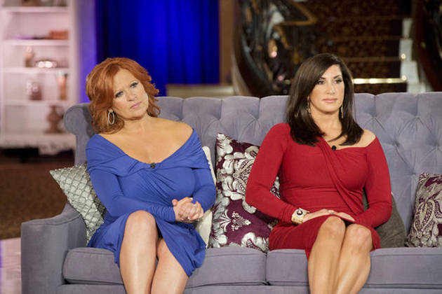 "Caroline Manzo on Leaving Real Housewives of New Jersey: I'd Be a ""Hypocrite"" to Stay"