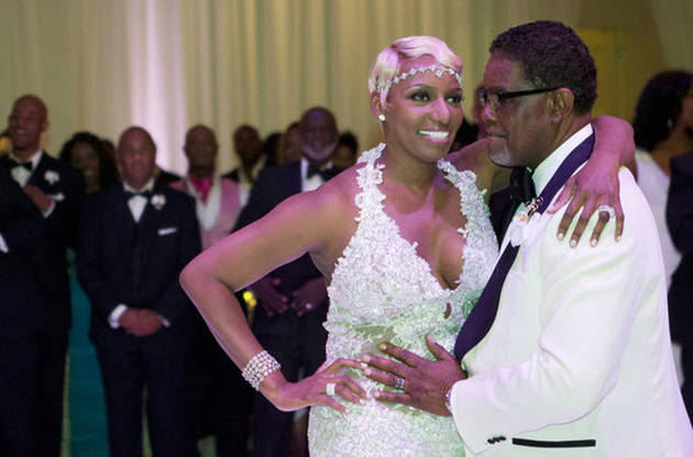 NeNe Leakes Shares Wedding Album Featuring Famous Guests (PHOTO)