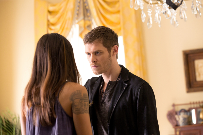 """The Originals Season 1, Episode 5 Synopsis: """"Sinners and Saints"""""""