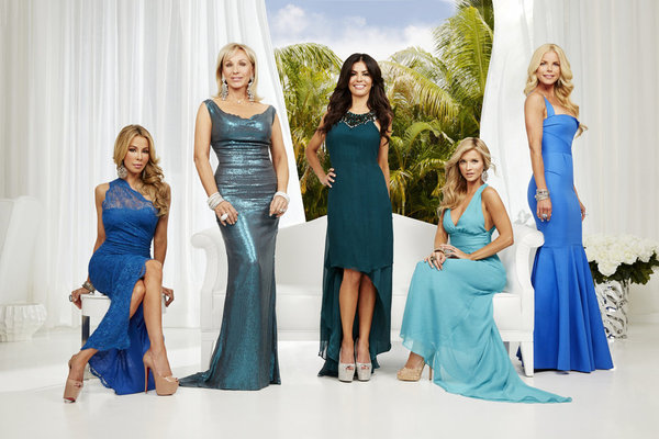 """Real Housewives of Miami Cast Reacts to """"Brutal"""" Reunion Taping"""