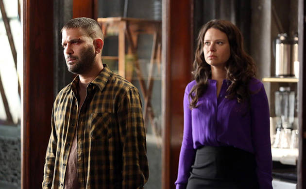 "Scandal Season 3 Spoilers: Guillermo Diaz Says, ""I Think Huck Is Going to Kill Quinn"""