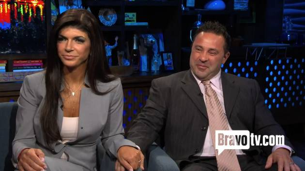 "Teresa Giudice Defends Andy Cohen's ""Intense"" Interview Questions: ""He Did a Great Job"""