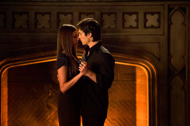 Ian Somerhalder and Nina Dobrev Star in Fifty Shades of Grey — But There's a Catch (VIDEO)