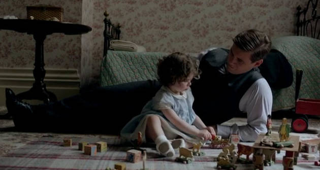 Downton Abbey Season 4: Who Plays Baby Sybbie?