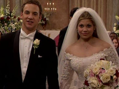 "Topanga's Getting Married! Talks Wedding and ""First Husband"" Ben Savage"