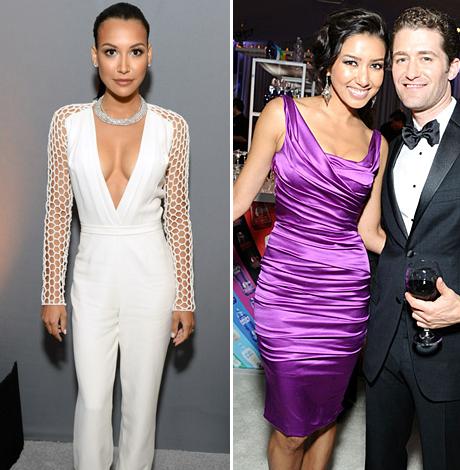 Naya Rivera vs. Renee Puente: Which Glee Engagement Ring Is Best?