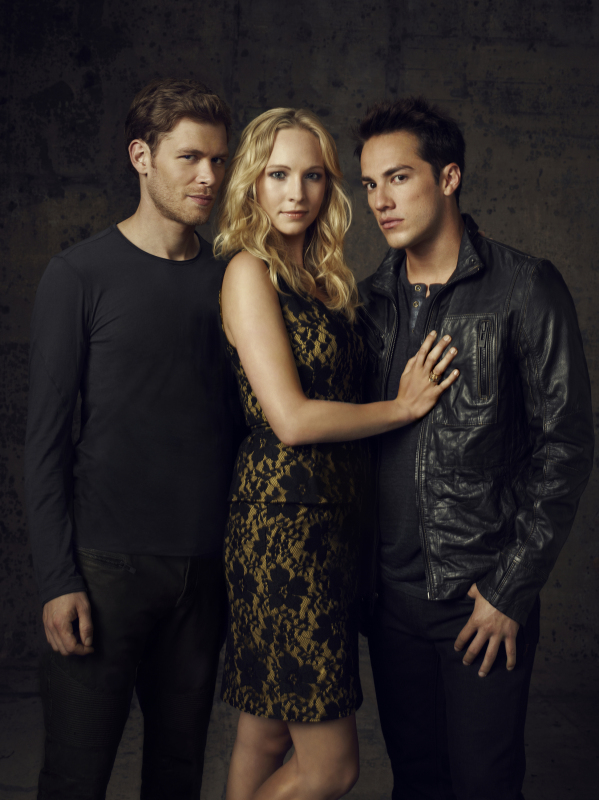 """Vampire Diaries Season 5: Candice Accola Says Caroline Is """"Trying to Make it Work"""" With Tyler"""