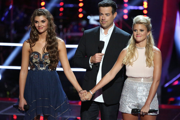 The Voice 2013: Music List From the Season 5 Live Show — October 28, 2013